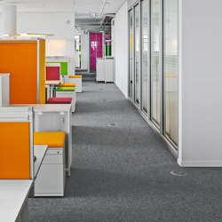 NORTEC acoustic | Sound absorbing flooring systems | Lindner Group