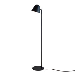 Tilt S Floor – all black | Free-standing lights | Nyta