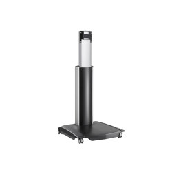 PFT 2520 Display trolley | Multimedia stands | Vogel's Products bv