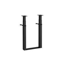PFFE 7109 Motorized display lift 99 cm | Table equipment | Vogel's Products bv
