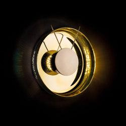 GONG  WALL LAMP | Lampade parete | ITALAMP