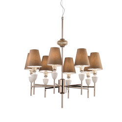 GIUNO  SUSPENSION | Chandeliers | ITALAMP