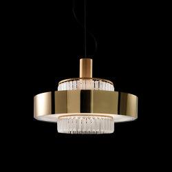CRONO  SUSPENSION | Suspended lights | ITALAMP