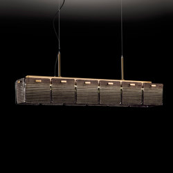 SVEVO SUSPENSION | Suspended lights | ITALAMP