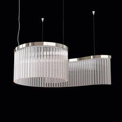 CARMEN SUSPENSION | Suspended lights | ITALAMP