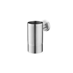 JEE-O soho wall cup - RAW   Toothbrush holders   JEE-O