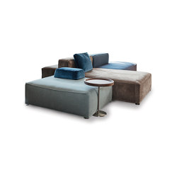 275 Glam Sofa | Seating islands | Vibieffe