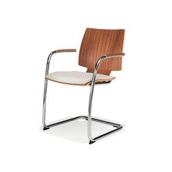 2138/4 uni_verso | Chairs | Kusch+Co