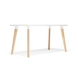6150/6 san_siro | Dining tables | Kusch+Co