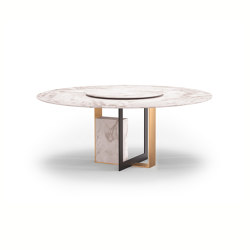 Moore | Tables de repas | Alberta Pacific Furniture