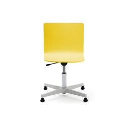 Glyph Stuhl Vier-Stern Drehkreuz | Stühle | L&Z