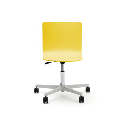 Glyph Chair Five-Star Swivel Base | Sillas | L&Z