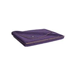 Alina Blanket amethyst | Mantas | Steiner1888