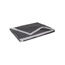 Holly Blanket graphit | Plaids | Steiner1888