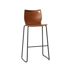 Zuri | Bar stools | Versteel