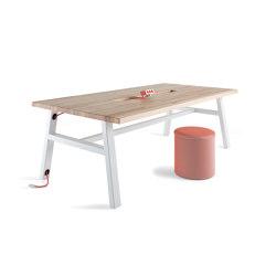 Maker A | Tavoli contract | Versteel