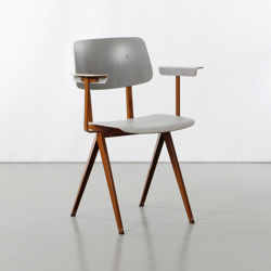Galvanitas chair S. 16 armrests | Sillas | De Machinekamer Galvanitas