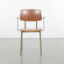 Galvanitas chair S. 16 armrests | Sedie | De Machinekamer Galvanitas