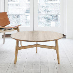 Freya Coffee table | Mesas de centro | Magnus Olesen