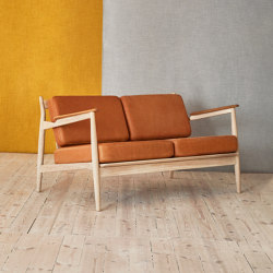 Model 107 - 2-seater | Sofas | Magnus Olesen
