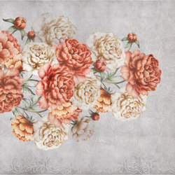 Autumn Flowers 01 | Wall art / Murals | INSTABILELAB