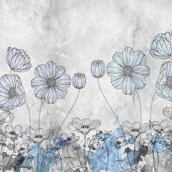 Big Flower 01 | Wall art / Murals | INSTABILELAB