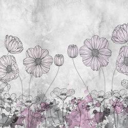 Big Flower 02 | Wall art / Murals | INSTABILELAB