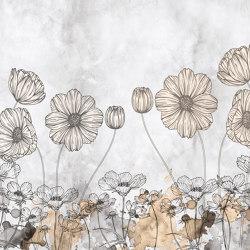 Big Flower 03 | Wall art / Murals | INSTABILELAB