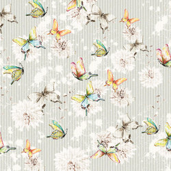 Blue Papillon 01 | Quadri / Murales | INSTABILELAB