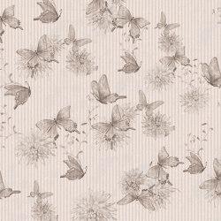 Blue Papillon 03 | Wall art / Murals | INSTABILELAB