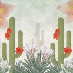 Desert In Bloom 01   Wall art / Murals   INSTABILELAB