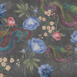 Dragone 02 | Wall art / Murals | INSTABILELAB
