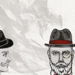 Hipster 03 | Quadri / Murales | INSTABILELAB