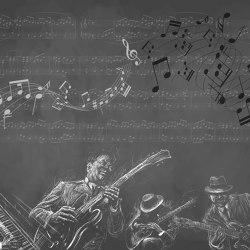Jazz 02 | Wall art / Murals | INSTABILELAB
