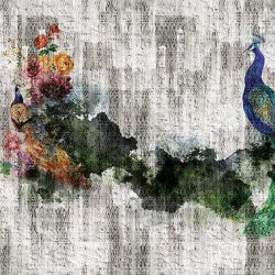 Peacock 01 | Quadri / Murales | INSTABILELAB