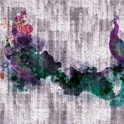 Peacock 02 | Wall art / Murals | INSTABILELAB