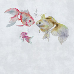 Under The Sea 02 | Wall art / Murals | INSTABILELAB