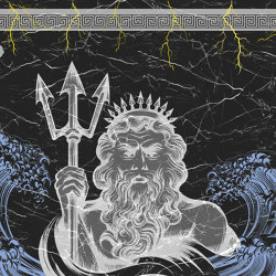 Zeus 03 | Quadri / Murales | INSTABILELAB
