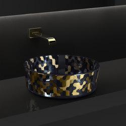 Marea Lux | Wash basins | Glass Design