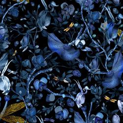 Biophillia | Blue Black Broadloom | Wall-to-wall carpets | moooi carpets