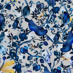 Biophillia | Blue Broadloom | Wall-to-wall carpets | moooi carpets