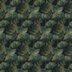 Ginko Leafs | Green Broadloom | Wall-to-wall carpets | moooi carpets