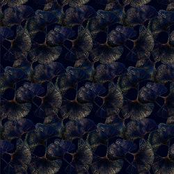 Ginko Leafs | Blue Broadloom | Wall-to-wall carpets | moooi carpets