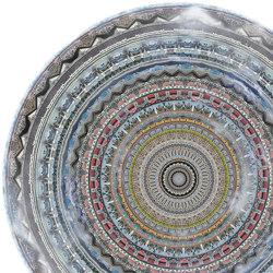 Urban Mandala's | Reykjavic | Formatteppiche | moooi carpets