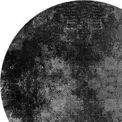 Quiet | Erosion Moon Round | Formatteppiche | moooi carpets