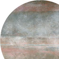 Quiet | Morning Asphalt Round | Formatteppiche | moooi carpets