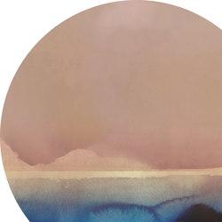 Quiet | Horizon Sunrise Round | Alfombras / Alfombras de diseño | moooi carpets