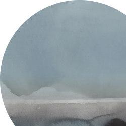 Quiet | Horizon Lake Round | Formatteppiche | moooi carpets