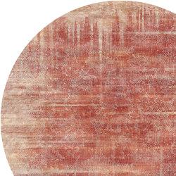 Quiet | Patina Brick Round | Alfombras / Alfombras de diseño | moooi carpets
