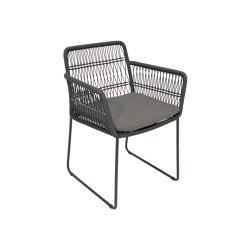Filo armchair | Chairs | Fischer Möbel